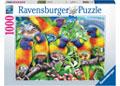 Ravensburger - Land of the Lorikeet Puzzle 1000pc