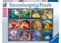 Ravensburger - Magical Potions Puzzle 1000pc