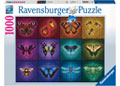 Ravensburger - Winged Things Puzzle 1000pc