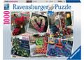 Ravensburger - NYC Flower Flash Puzzle 1000pc