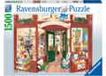 Ravensburger - Wordsmith's Bookshop Puzzle 1500pc