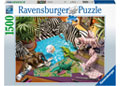 Ravensburger - Origami Adventure Puzzle 1500pc