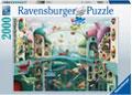 Ravensburger - If Fish Could Walk Puzzle 2000pc