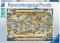 Ravensburger - Around the World Puzzle 2000pc