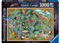 Ravensburger - Exotic Escape Puzzle 1000pc