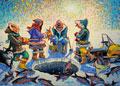 Ravensburger - Ice Fishing Puzzle 1000pc