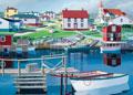 Ravensburger - Greenspond Harbor Puzzle 1000pc