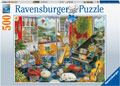 Ravensburger - The Music Room Puzzle 500pc