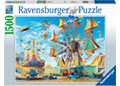 Ravensburger - Carnival Of Dreams Puzzle 1500pc