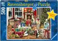 Ravensburger - Enchanted Christmas Puzzle 500pc