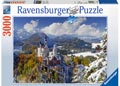 Neuschwanstein Winter Puzzle 3000pc
