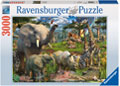 Wildlife Puzzle 3000pc