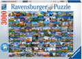Ravensburger - 99 Beautiful Places of Europe 3000 pieces