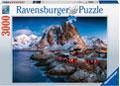 Ravensburger - Hamnoy, Lofoten Puzzle 3000 pieces