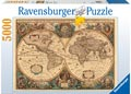 Historical World Map Puzzle 5000pc