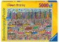 James Rizzi: Skyline Puzzle 5000pc