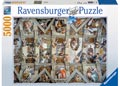 Ravensburger - Sistine Chapel Puzzle 5000 pieces