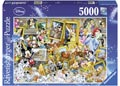 Ravensburger - Favourite Disney Friends Puzz 5000pc
