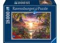 Ravensburger - Heavenly Sunset Puzzle 18000pc
