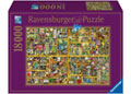 Ravensburger - Magical Bookcase Puzzle 18000 pieces