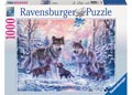 Ravensburger - Arctic Wolves Puzzle 1000 pieces