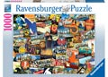 Ravensburger - Road Trip Puzzle 1000pc