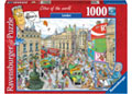 Ravensburger - London Puzzle 1000pc