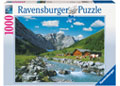 Rburg - Karwendel Mountains Puzzle 1000pc