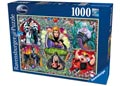 Disney Wicked Women Puzzle 1000pc