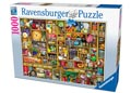 The Kitchen Cupboard Puzzle 1000pc
