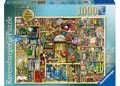 Ravensburger - The Bizarre Bookshop 2 Puzzle 1000 pieces