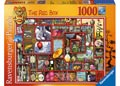 The Red Box Puzzle 1000pc