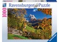 Ravensburger - Mountainous Italy Puzzle 1000pc