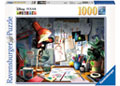 Disney Pixar The Artist's Desk 1000pc