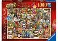 Rburg - Christmas Cupboard - Thompson 1000pc