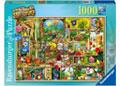 Rburg - No3 Gardener's Cupboard Puzzle 1000pc