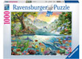 Ravensburger - In Paradise Puzzle 1000pc