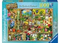 Ravensburger - The Gardener's Cupboard Puzzle 1000 pieces