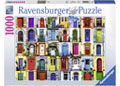 Rburg - Doors of the World Puzzle 1000pc