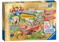 Ravensburger - What If No 13 Safari Park 1000pc