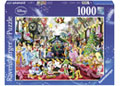 Ravensburger - All Aboard for Christmas 1000 pieces