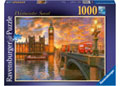 Westminster Sunset Puzzle 1000pc