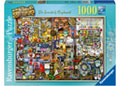 The Inventor's Cupboard Puzzle 1000pc