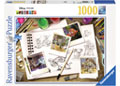 Disney Pixar Sketches Puzzle 1000pc
