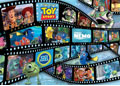 Disney Pixar Movies Puzzle 1000pc