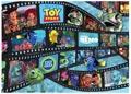 Disney Pixar Movies Puzzle 1000pc
