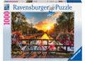 Ravensburger - Bicycles in Amsterdam Puzzle 1000pc