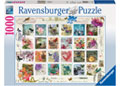 Rburg - Stamp Collection 1000pc Puzzle