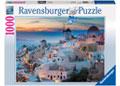 Ravensburger - Santorini/Cinque Terre Puzzle 1000 pieces