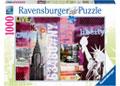 New York Puzzle 1000pc